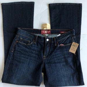 Lucky Brand Dark Wash Sophia Jeans